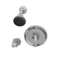 Cadet Pressure Balance Tub and Shower Faucet -2.0 GPM  American Standard - Polished Chrome
