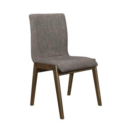 Mcbride Retro Grey Dining Chair