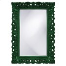 Barcelona Mirror - Glossy Hunter Green Product Image