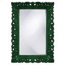 Barcelona Mirror - Glossy Hunter Green Product Image