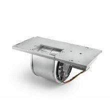 600 CFM internal blower - Stainless Steel
