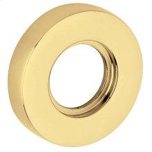 Lifetime Polished Brass 5032 Estate Rose