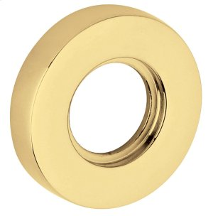 Lifetime Polished Brass 5032 Estate Rose Product Image