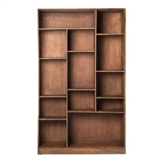 Niagara Cube Bookcase Right