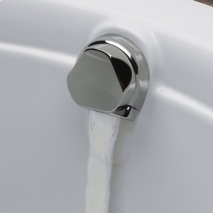 "Cascading Tub Filler Integrated Luxury 1/16"" - 5/16"" For Tub Wall Thickness Product Image"