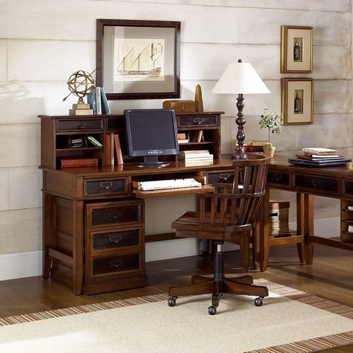 Mercantile Desk Hutch