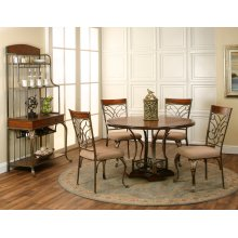 Harlow 5pc Dining Set