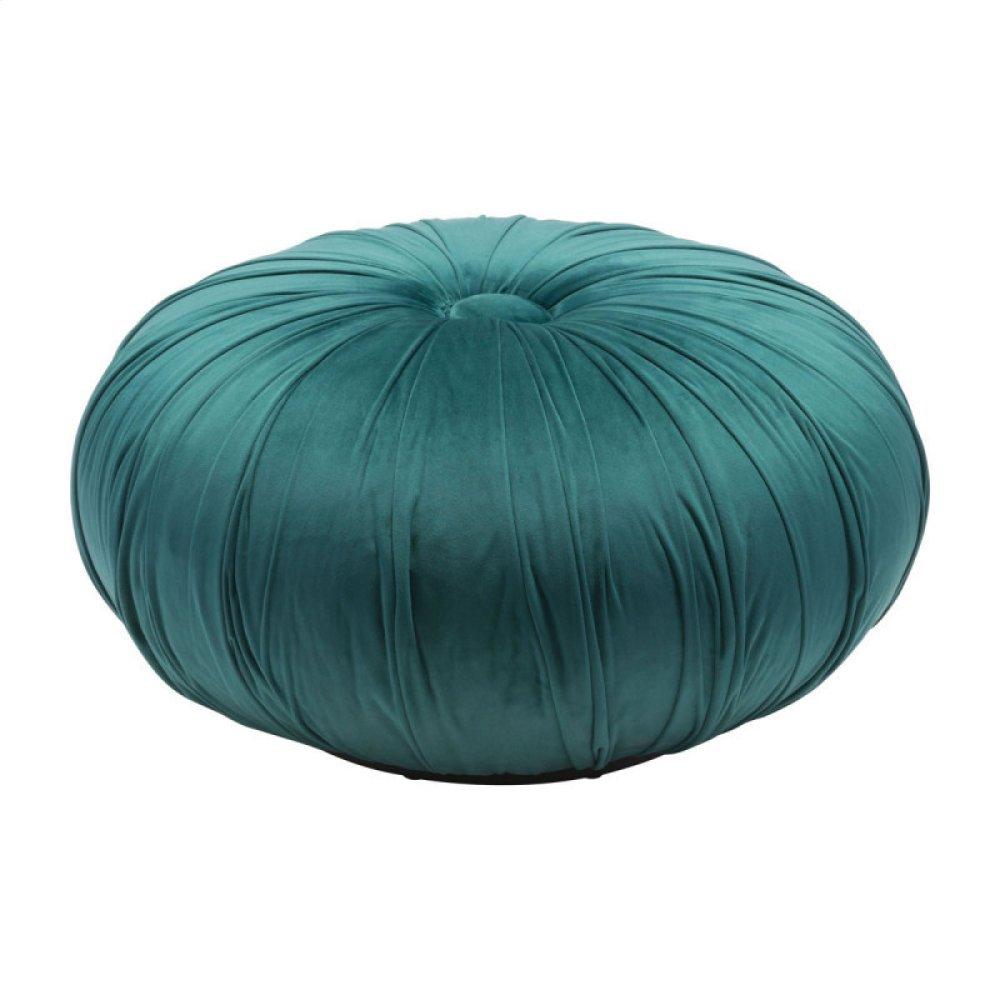 Bund Ottoman Green Velvet