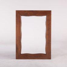 "Aspen Mirror 43"" Walnut"