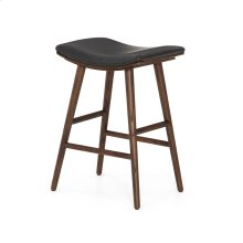 Counter Stool Size Distressed Black Cover Union Bar + Counter Stool