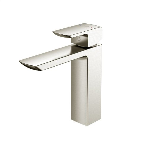 GR Single-Handle Faucet - Semi-Vessel - 1.2 GPM - Brushed Nickel