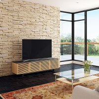 Low Media Cabinet 8173 in Environmental Product Image