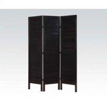 Black Wooden Screen