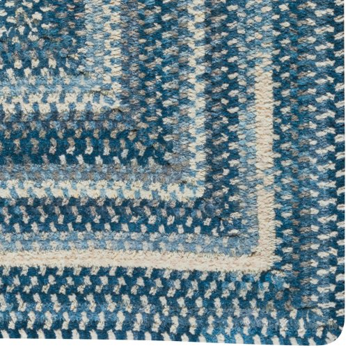 Synergy Chambray Braided Rugs (Custom)