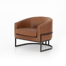 Chaps Sand Cover Corbin Chair