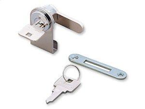 Glass Door Cam Lock Product Image