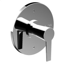 2-way Wall Mount Diverter in Polished Chrome