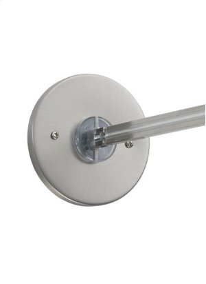 """MonoRail 4"""" Round Direct End Power Feed Monorail 4"""" Round Direct-end Power Feed Product Image"""