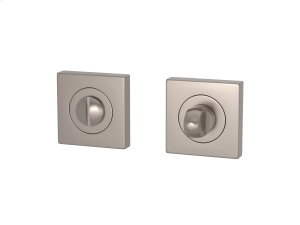 Snib Turn & Release Sets In Satin Nickel Product Image
