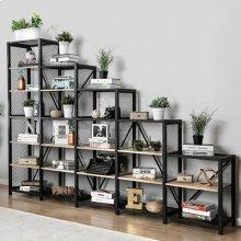 Segovia 5-tier Shelf