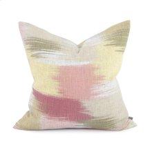 "20"" x 20"" Gleam Coral Pillow"