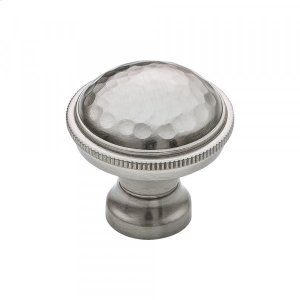 Artworth Knob 1 1/8 Inch Brushed Satin Nickel Product Image