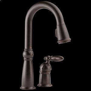 Venetian Bronze Single Handle Pull-Down Bar / Prep Faucet Product Image