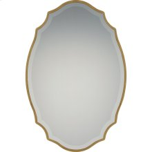 Monarch Mirror in Gallery Gold