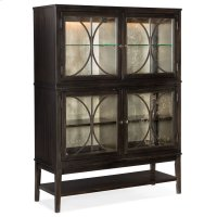 Dining Room Curvee Display Cabinet Product Image