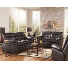 Ashley 13200 Knox DuraBlend - Coffee Living room set Houston Texas USA Aztec Furniture