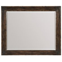 Bedroom Roslyn County Landscape Mirror