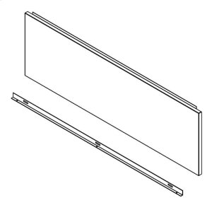Accessory - Stainless Steel Access Panel for Bi-Level Architectural Fountains Product Image