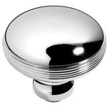 """Antique Brass Unlacquered Contour door knobs pair, 2 1/2"""" diameter"""
