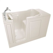 Entry Series Walk-In Bathtub with Jet Massage System  American Standard - Biscuit