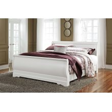 King Sleigh Footboard and Rails