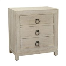 Capetown 3Dwr Nightstand