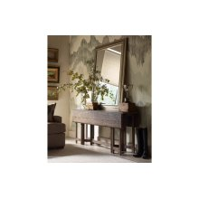 Refined Rustic by Rachael Ray Rect. Console Table w/ Drop Leaves