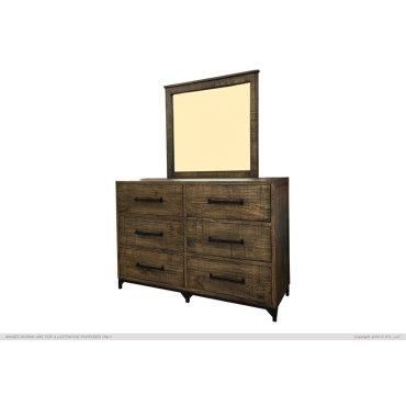 6 Drawer, Dresser