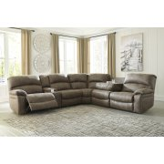 Segburg - Driftwood 4 Piece Sectional Product Image