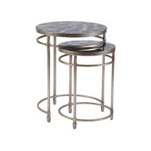 Colette Round Nesting Tables