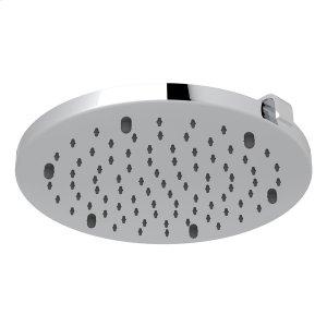 """Polished Chrome 8 1/2"""" Nebulosa Multifunction Circular Nebulizer Showerhead Product Image"""