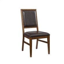 Santa Clara Upholstered Back Side Chair