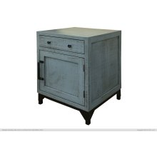1 Drawer & 1 Door Left Night Stand