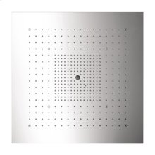 Stainless Steel ShowerHeaven 720/720 3jet without lighting