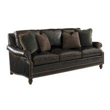 Shoal Creek Leather Sofa