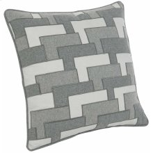 "Luxe Pillows Layered Pocket Square (22"" x 22"")"