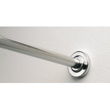 SAT.ST.STEEL Shower Curtain Rod
