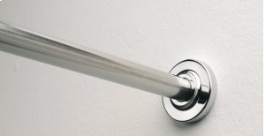SAT.ST.STEEL Shower Curtain Rod Product Image