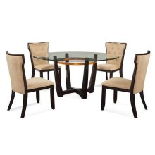 Elation Casual 5 PC Dining Set