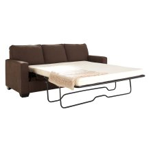 Zeb Queen Sofa Sleeper - Espresso